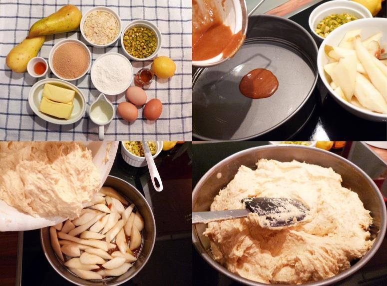 Birnen-Pist-Kuchen_Anleitung 1