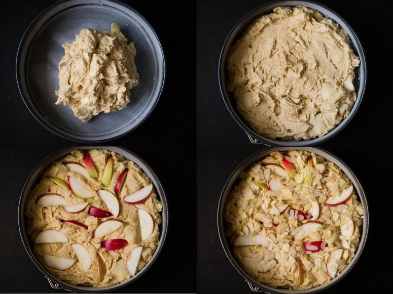 Schwedischer Apfelkuchen_Zubereitung 3